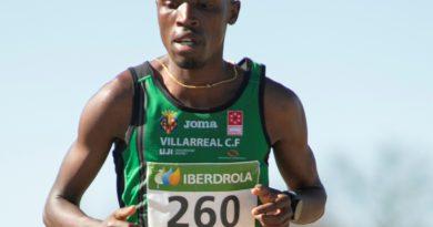 9 atletas del Playas, con la Selección Valenciana al Nacional de cross