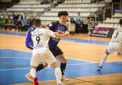 El Bisontes comienza la segunda fase con derrota ante Santiago Futsal