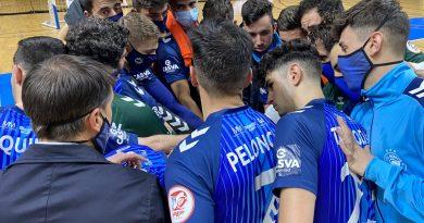 El Bisontes vence al Santiago Futsal y se coloca tercero en el grupo D