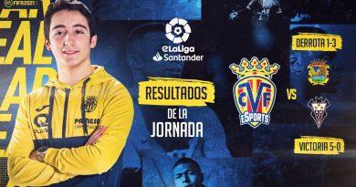 @H_1dalgo suma tres puntos para el Villarreal en la eLaLiga