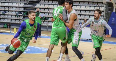 Kullamae y Harrell amenazan la racha del TAU Castelló