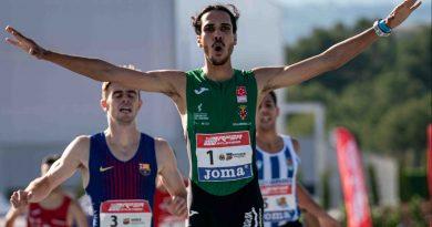 75 atletas representarán al Playas en el Campeonato de España absoluto